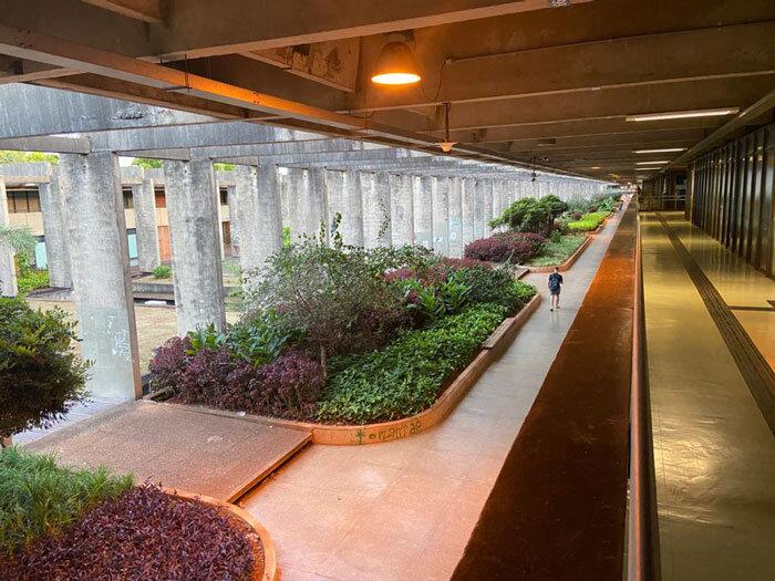 Universidade de Brasília. Universidade é espaço fundamental na articulação com a escola