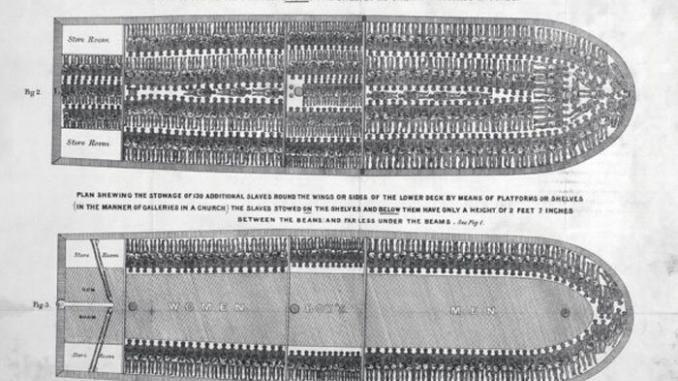 A ilustração que inflamou o movimento abolicionista britânico 1