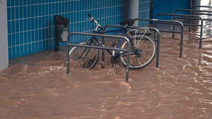 Pesquisadores desenvolvem app alimentado por alunos para ajudar no combate às enchentes 1