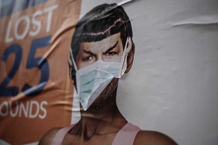 Novo coronavírus se tornou preocupação global