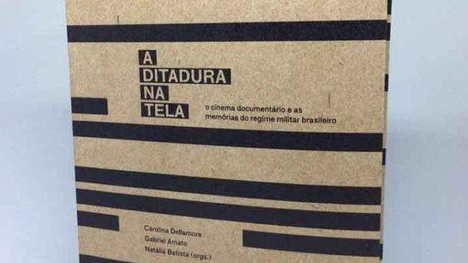 """Capa do livro """"Ditadura em cena"""", lançado em 2018"""
