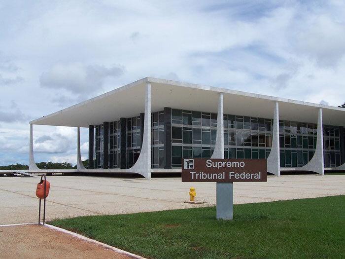 Supremo Tribunal Federal - Brasília - Andréia Bohner