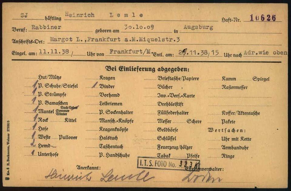O avô no campo de concentração 2