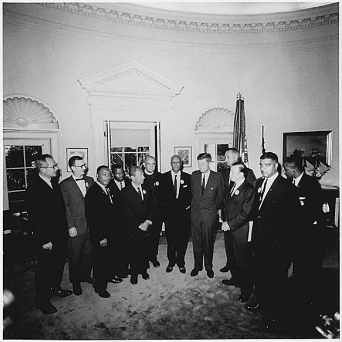 John Lewis - White House