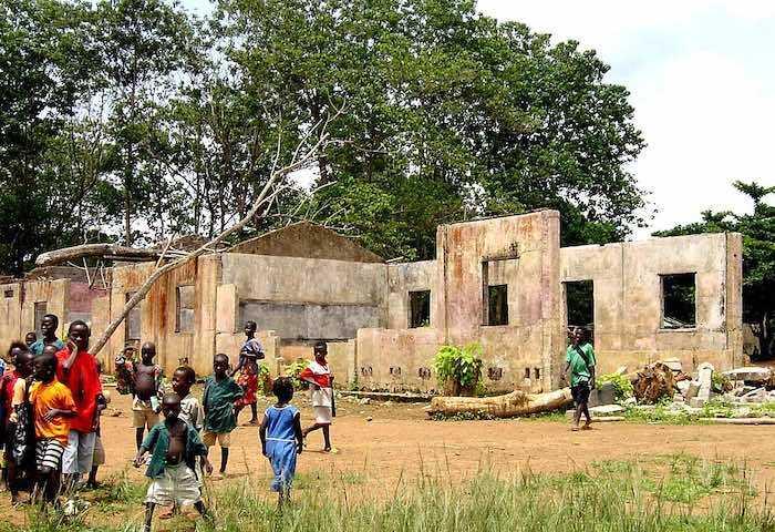 Província da Liberdade: os escravos libertos da Inglaterra enviados para a África 2