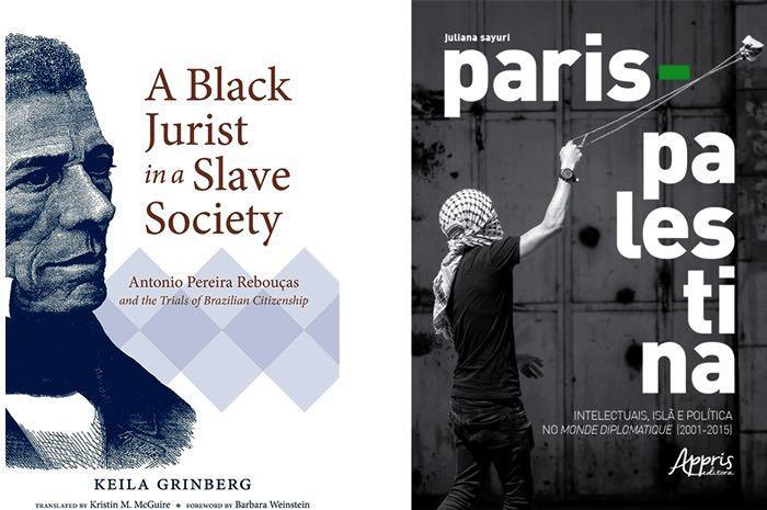 Historiadora brasileira é finalista em prêmio internacional 2