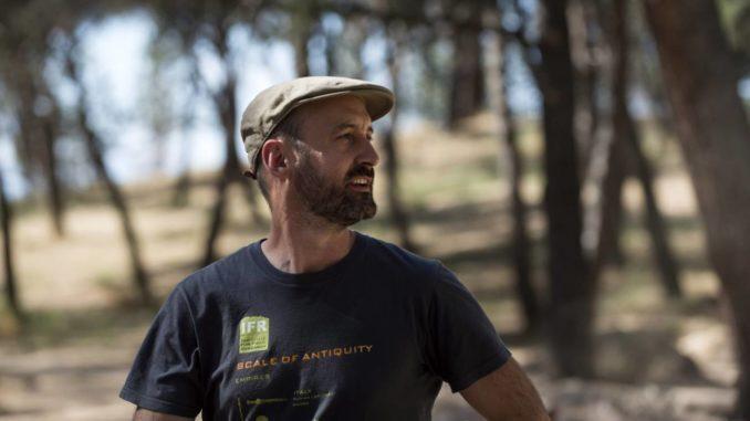 Alfredo González Ruibal é doutor em Arqueologia Pré-histórica pela Universidade Complutense de Madrid e cientista titular do Instituto de Ciências do Património do CSIC. / Álvaro Minguito Palomares