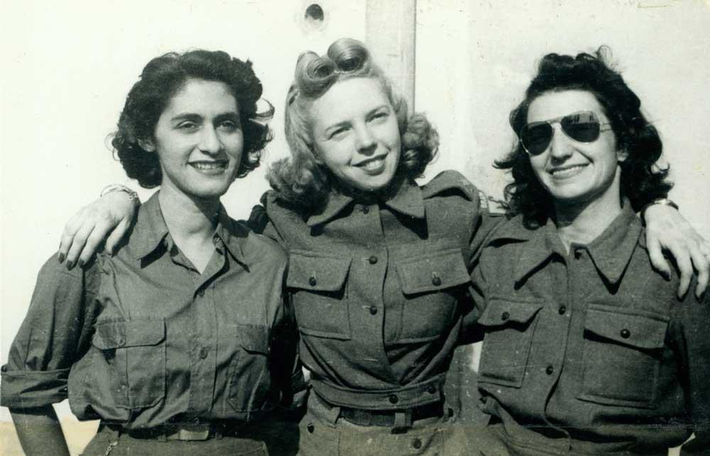 Força feminina contra o nazismo: a enfermeira brasileira Virgínia Portocarrero na Segunda Guerra Mundial 1