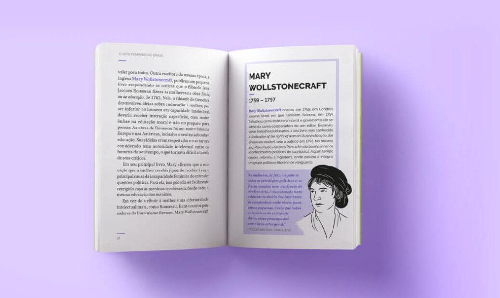 História do voto feminino no Brasil é contada em eBook gratuito 1
