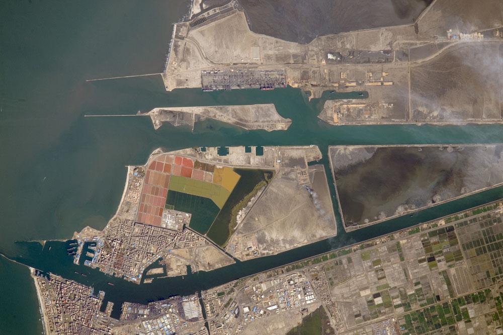 Cavado no deserto: uma história do Canal de Suez 3