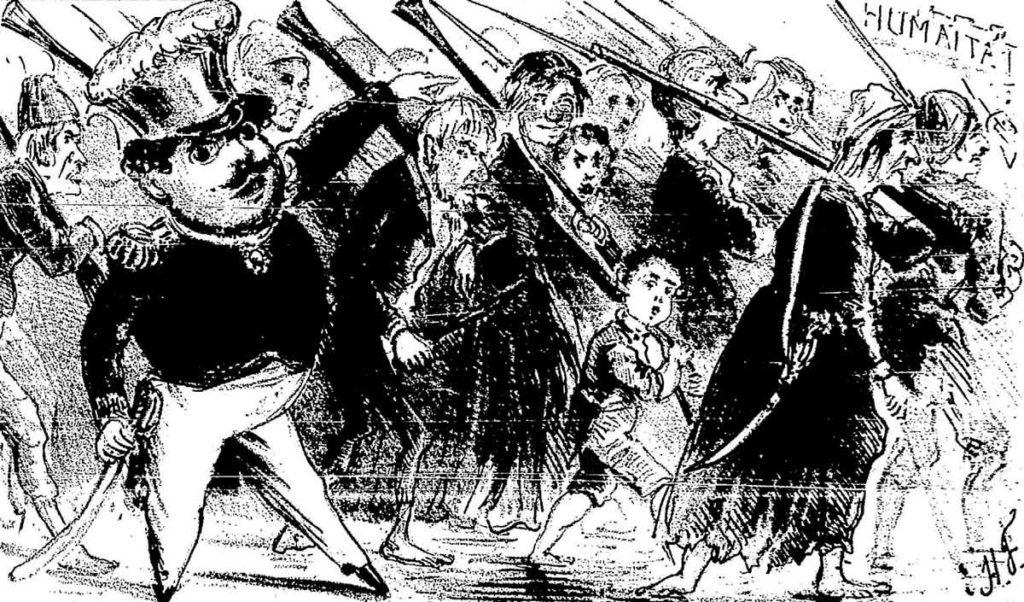 A imprensa no campo de batalha: como era o trabalho dos correspondentes na Guerra do Paraguai 2