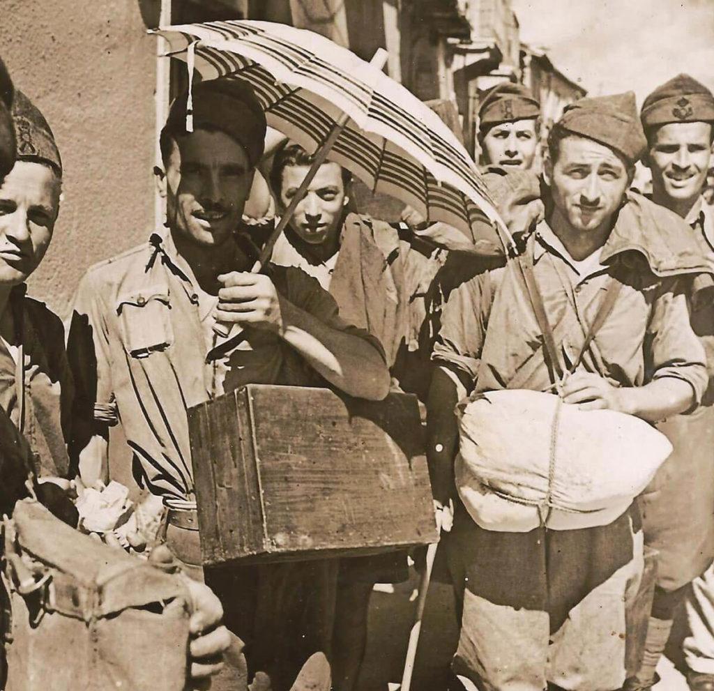 No front das imagens: as fotografias da Segunda Guerra Mundial 2