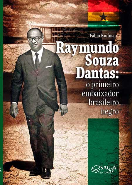 Livro examina a trajetória do primeiro embaixador negro brasileiro 1