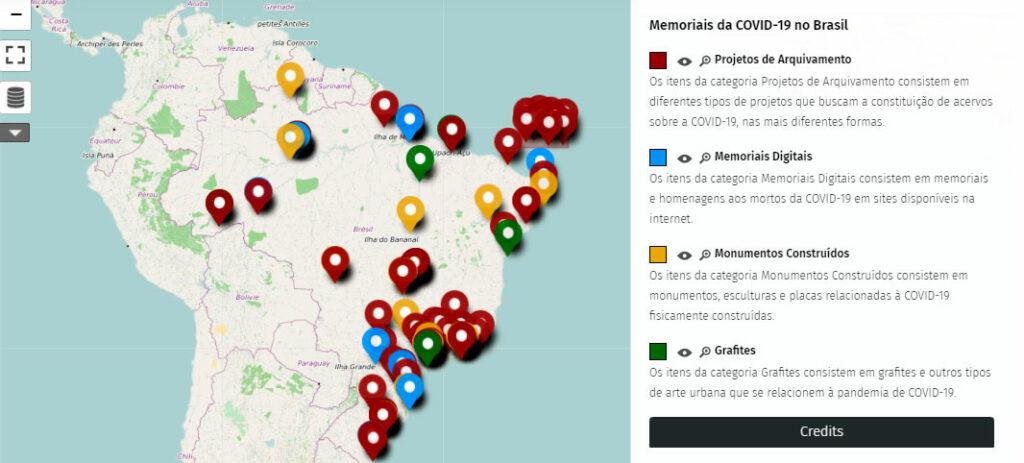 Arquivo digital reúne projetos sobre memórias da pandemia no Brasil 1